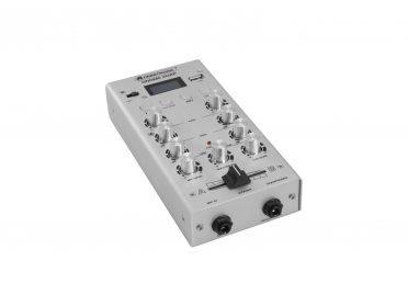 OMNITRONIC GNOME-202P Mini Mixer silver