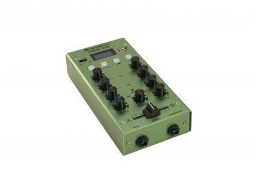 OMNITRONIC GNOME-202P Mini Mixer green