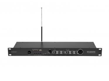 OMNITRONIC EP-220PR Preamplifier with MP3 Player and FM Radio
