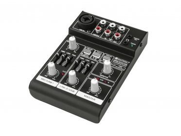 OMNITRONIC MRS-502USB Recording Mixer