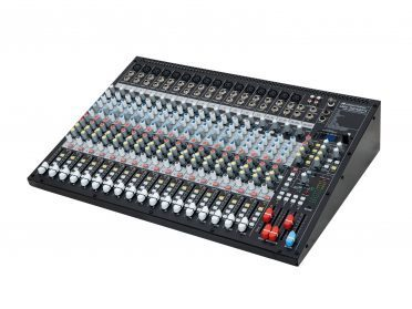 OMNITRONIC LMC-3242FX USB Mixing Console