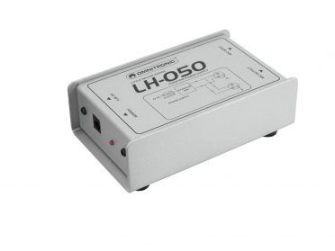 OMNITRONIC LH-050 Phantom Power Adapter