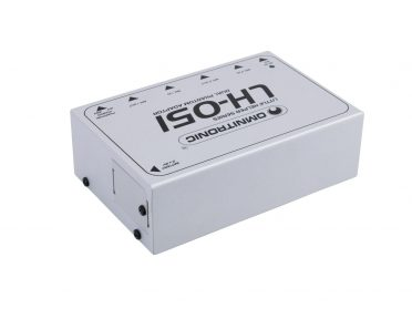 OMNITRONIC LH-051 Dual Phantom Power Adapter