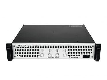 PSSO QDA-4400 4-Channel Amplifier