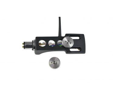 OMNITRONIC Headshell Universal with Weights black
