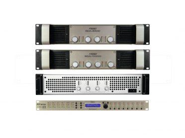 PSSO Amp Set MK2 for Line-Array L