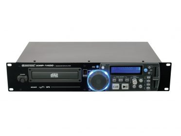 OMNITRONIC XMP-1400 CD/MP3 player