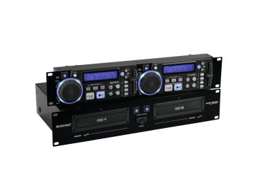 OMNITRONIC XCP-2800 Dual CD Player