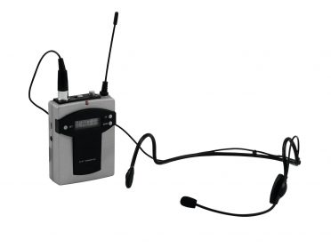 OMNITRONIC TM-105 Transmitter Set XLR WAMS-05