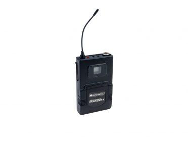 OMNITRONIC MOM-10BT4 Bodypack Transmitter