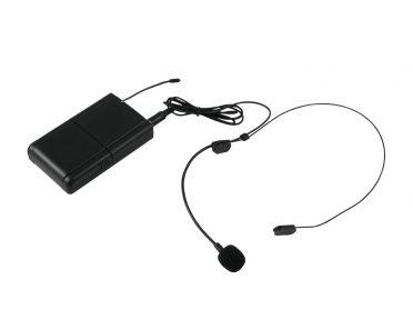OMNITRONIC WAMS-10BT Bodypack with Headset