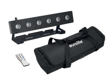 EUROLITE Set LED PIX-6 HCL + Soft Bag