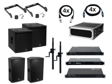 OMNITRONIC PAS MK3 Performer Set