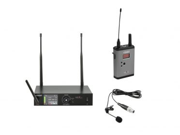 PSSO Set WISE ONE + BP + Lavalier 638-668MHz
