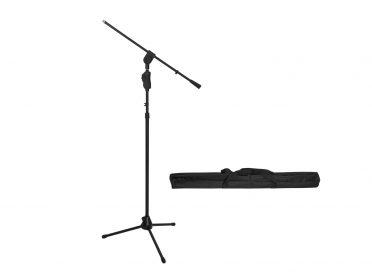 OMNITRONIC Set Microphone Tripod MS-3 bk + Bag