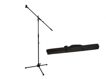 OMNITRONIC Set Microphone Tripod with Boom