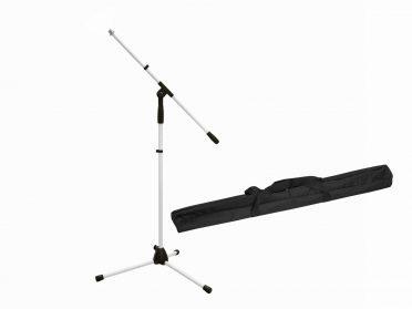 OMNITRONIC Set Microphone Tripod MS-3 bk with Bag + Bag