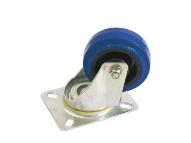 ROADINGER Swivel Castor 80mm blue