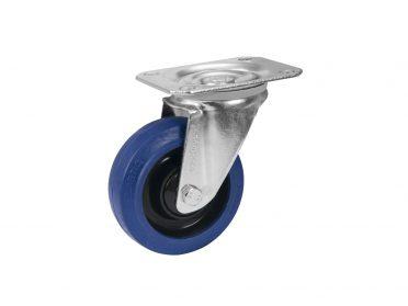 ROADINGER Swivel Castor RD-100 100mm blue