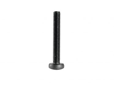 OMNITRONIC Screw M6x40mm black for PA Clamps