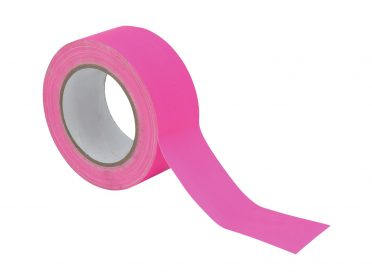 ACCESSORY Gaffa Tape 50mm x 25m neon-pink UV-active