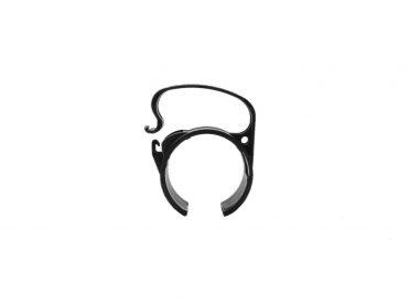 SNAP Mounting clamp light black 4x