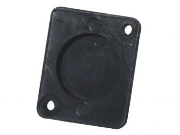 ACCESSORY Universal XLR Blanking Plate