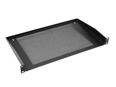 ACCESSORY Rackbase 1U with ventilation holes