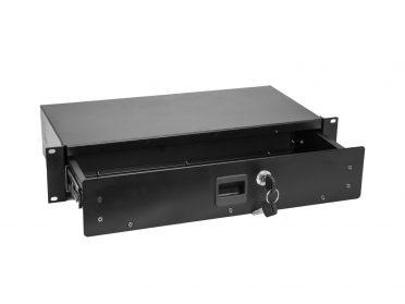 OMNITRONIC Rack Drawer SN-2 Rackdrawer with lock 2U