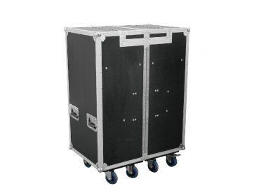 ROADINGER Universal Roadie Case Double Drawer DD-1