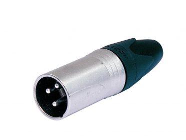 NEUTRIK XLR plug 3pin NC3MXX