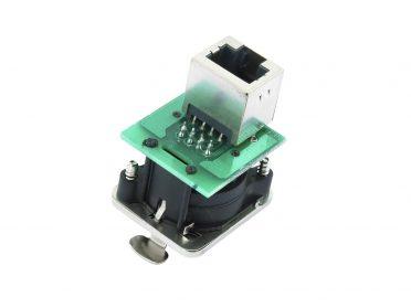 NEUTRIK CAT-5 Mounting socket NE8FDP