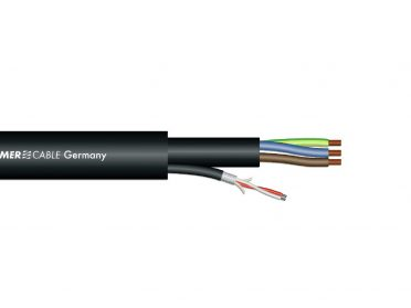 SOMMER CABLE Combi Cable 1x2x0