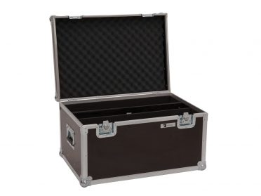 ROADINGER Flightcase 2x LED PLL-480