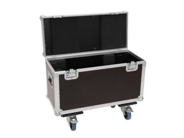 ROADINGER Flightcase 1x LED SL-350 MZF DMX Search Light with wheels