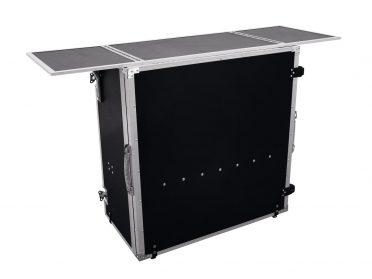 ROADINGER Hordozható DJ pult DJ Desk foldable 148x51cm