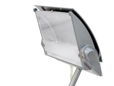 EUROLITE KKL-300 Halogen Floodlight silver