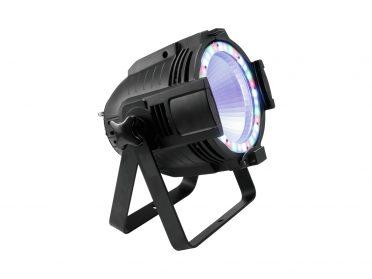 EUROLITE LED ML-56 COB RGBAWUV Hypno Floor bk
