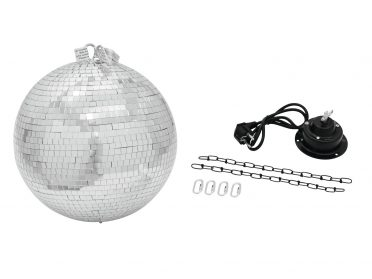 EUROLITE Mirror Ball 40cm with MD-1515 Motor