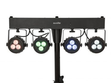 EUROLITE LED KLS-120 Compact Light Set