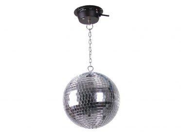 EUROLITE Mirror Ball Set 20cm with Pinspot