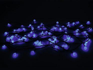 EUROLITE LED Marble Garland 80LEDs SC red/blue