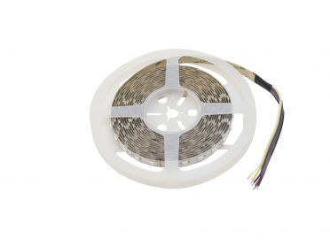 EUROLITE LED Strip 300 5m 5050 RGB/WW/CW 24V