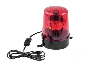 EUROLITE Police Light DE-1 red