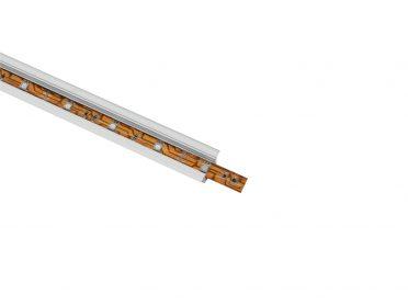 EUROLITE U-Profile MSA für LED Strip silver 2m