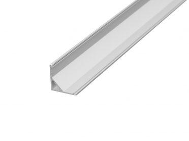 EUROLITE Corner Profile für LED Strip silber 2m