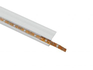 EUROLITE Cover for LED Strip Profile clear 4m