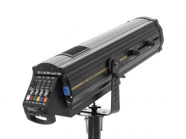 300W LED Fejgép követőfény - SL-400 DMX Search Light