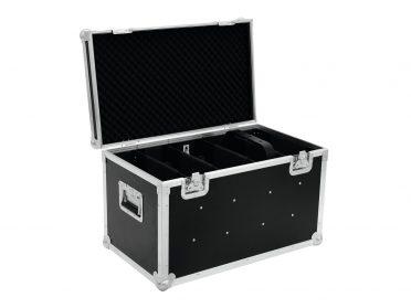 ROADINGER Flightcase 4x PRO Slim Size L