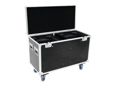 ROADINGER Flightcase 2x DMH-90/150/DMB-60/PLB-230